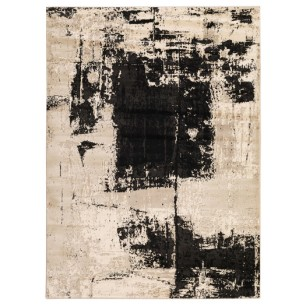Langley Street Juliana Coal Black Area Rug